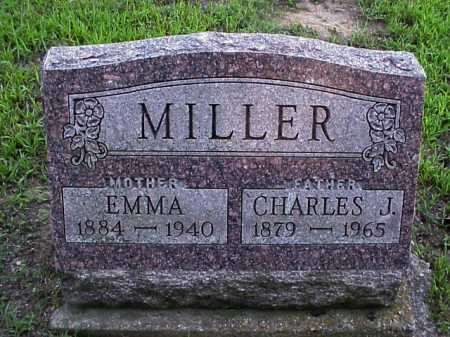 RANKIN MILLER, EMMA - Meigs County, Ohio | EMMA RANKIN MILLER - Ohio Gravestone Photos