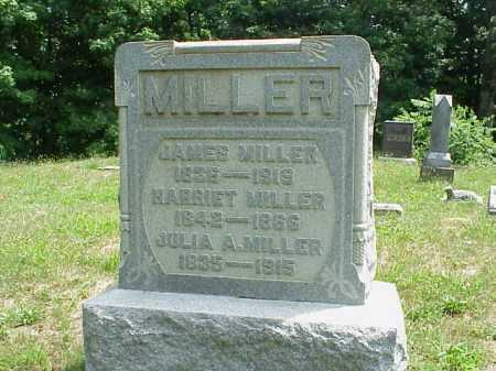 MILLER, JAMES - Meigs County, Ohio | JAMES MILLER - Ohio Gravestone Photos