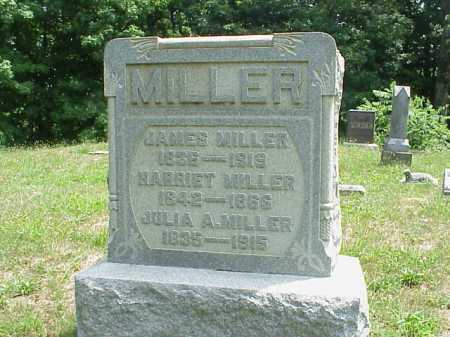 MILLER, JULIA A. - Meigs County, Ohio | JULIA A. MILLER - Ohio Gravestone Photos