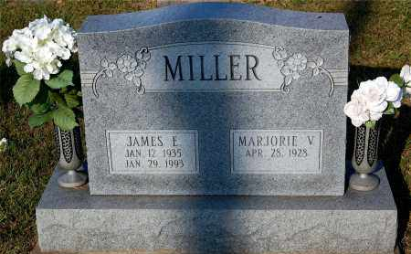 MILLER, JAMES E. - Meigs County, Ohio | JAMES E. MILLER - Ohio Gravestone Photos