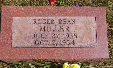 MILLER, ROGER DEAN - Meigs County, Ohio | ROGER DEAN MILLER - Ohio Gravestone Photos