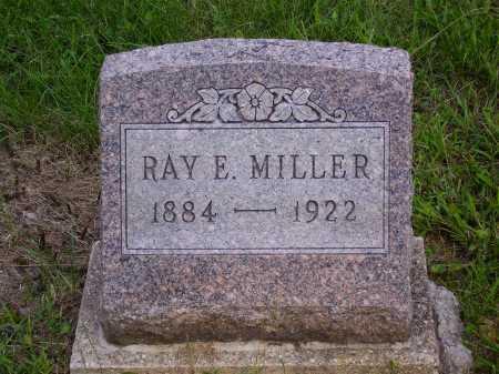 MILLER, RAY E. - Meigs County, Ohio | RAY E. MILLER - Ohio Gravestone Photos
