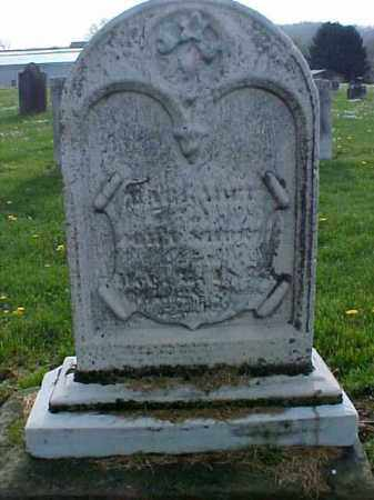 MILLS, VIRGINIA - Meigs County, Ohio | VIRGINIA MILLS - Ohio Gravestone Photos
