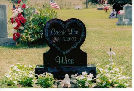 MISS, CASSIE - Meigs County, Ohio | CASSIE MISS - Ohio Gravestone Photos