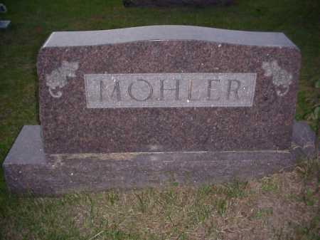 MOHLER, MOUMENT - Meigs County, Ohio | MOUMENT MOHLER - Ohio Gravestone Photos