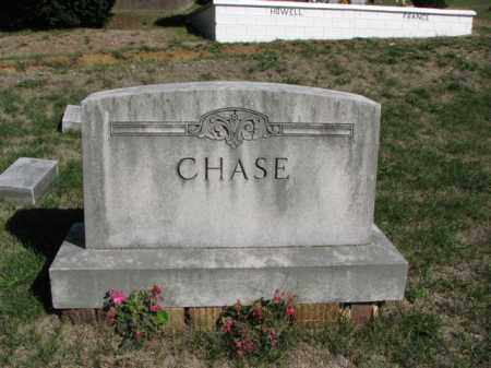 MONUMENT, CHASE - Meigs County, Ohio | CHASE MONUMENT - Ohio Gravestone Photos