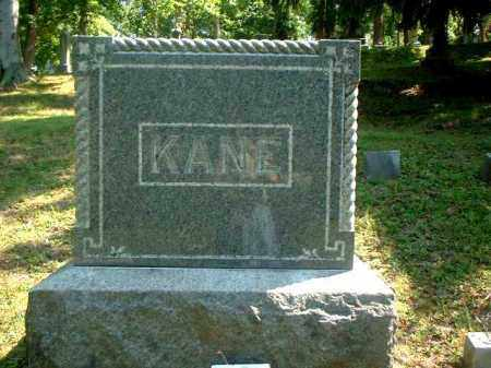 MONUMENT, KANE - Meigs County, Ohio | KANE MONUMENT - Ohio Gravestone Photos