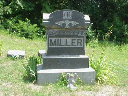 MILLER, MOUNMENT - Meigs County, Ohio | MOUNMENT MILLER - Ohio Gravestone Photos