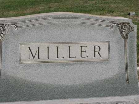 MONUMENT, MILLER - Meigs County, Ohio | MILLER MONUMENT - Ohio Gravestone Photos