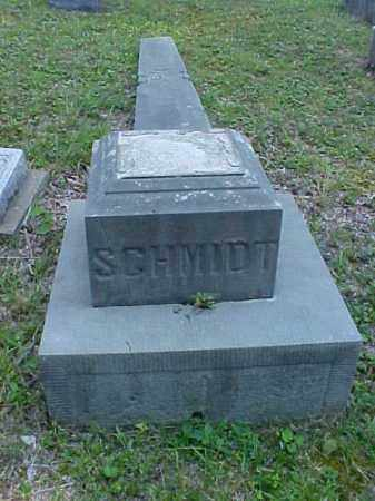 MONUMENT, SCHMIDT - Meigs County, Ohio | SCHMIDT MONUMENT - Ohio Gravestone Photos