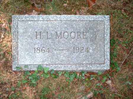 MOORE, H.L. - Meigs County, Ohio | H.L. MOORE - Ohio Gravestone Photos