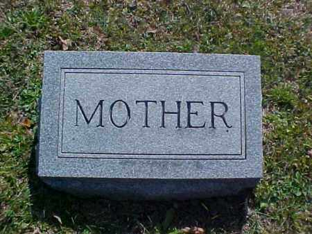 MOREDOCK, MOTHER - Meigs County, Ohio   MOTHER MOREDOCK - Ohio Gravestone Photos