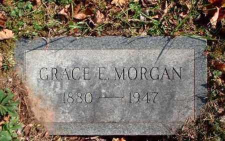 MORGAN, GRACE E. - Meigs County, Ohio | GRACE E. MORGAN - Ohio Gravestone Photos