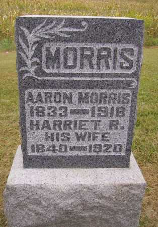 MORRIS, HARRIET ROBISON - Meigs County, Ohio | HARRIET ROBISON MORRIS - Ohio Gravestone Photos