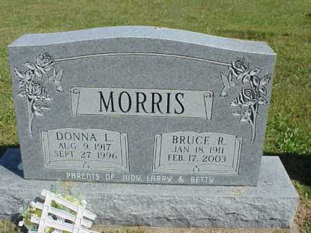 MORRIS, DONNA L. - Meigs County, Ohio | DONNA L. MORRIS - Ohio Gravestone Photos