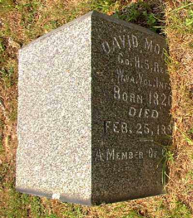 MORRIS, DAVID - Meigs County, Ohio | DAVID MORRIS - Ohio Gravestone Photos
