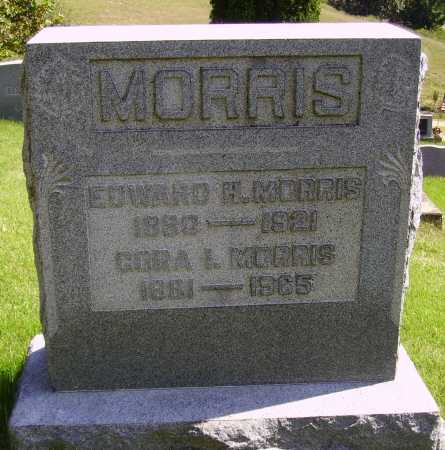 MORRIS, EDWARD H. - Meigs County, Ohio | EDWARD H. MORRIS - Ohio Gravestone Photos