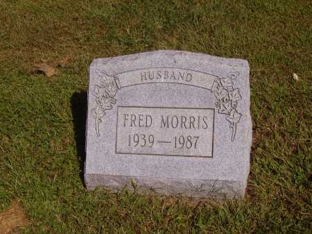 MORRIS, FRED - Meigs County, Ohio | FRED MORRIS - Ohio Gravestone Photos