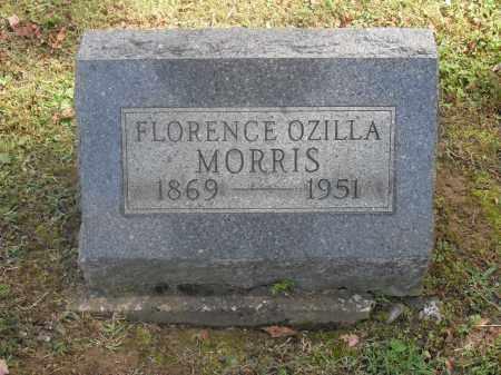 MORRIS, FLORENCE OZILLA - Meigs County, Ohio | FLORENCE OZILLA MORRIS - Ohio Gravestone Photos