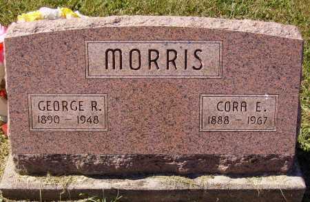 BOWEN MORRIS, CORA E. - Meigs County, Ohio | CORA E. BOWEN MORRIS - Ohio Gravestone Photos