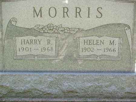MORRIS, HARRY R. - Meigs County, Ohio | HARRY R. MORRIS - Ohio Gravestone Photos