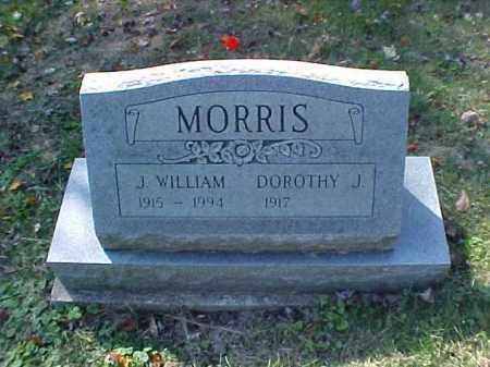 MORRIS, J. WILLIAM - Meigs County, Ohio | J. WILLIAM MORRIS - Ohio Gravestone Photos