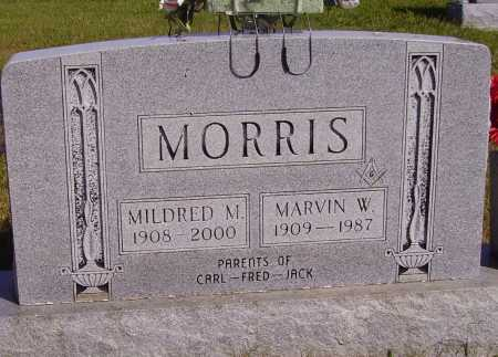 MORRIS, MARVIN W. - Meigs County, Ohio | MARVIN W. MORRIS - Ohio Gravestone Photos