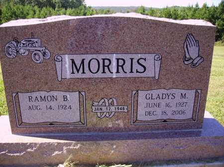 MORRIS, RAMON B. - Meigs County, Ohio | RAMON B. MORRIS - Ohio Gravestone Photos