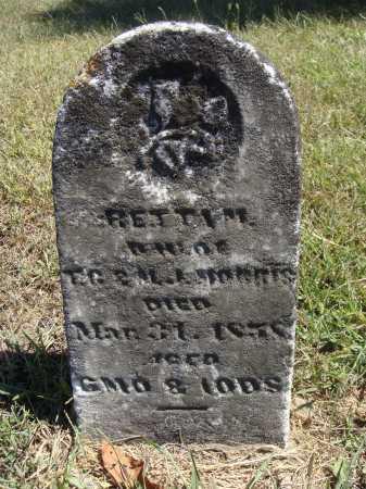 MORRIS, RETTA M. - Meigs County, Ohio | RETTA M. MORRIS - Ohio Gravestone Photos