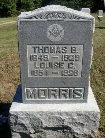 MORRIS, THOMAS B. - Meigs County, Ohio | THOMAS B. MORRIS - Ohio Gravestone Photos