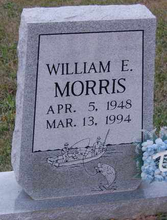 MORRIS, WILLIAM E. - Meigs County, Ohio | WILLIAM E. MORRIS - Ohio Gravestone Photos