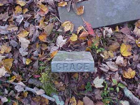 MORTON, GRACE - Meigs County, Ohio | GRACE MORTON - Ohio Gravestone Photos