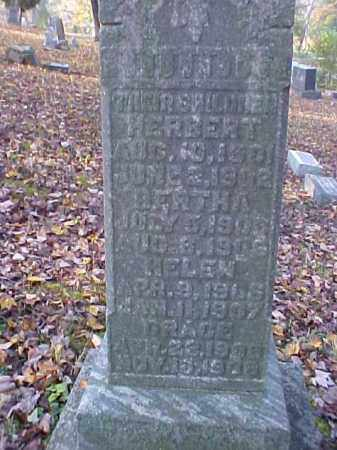 MORTON, HERBERT - Meigs County, Ohio | HERBERT MORTON - Ohio Gravestone Photos