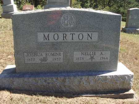 LONG MORTON, NELLIE A. - Meigs County, Ohio | NELLIE A. LONG MORTON - Ohio Gravestone Photos