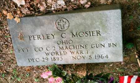 MOSIER, PERLEY C. - Meigs County, Ohio | PERLEY C. MOSIER - Ohio Gravestone Photos