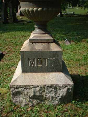 MOTT, MONUMENT - Meigs County, Ohio | MONUMENT MOTT - Ohio Gravestone Photos