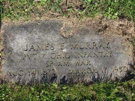 MURRAY, JAMES E - Meigs County, Ohio | JAMES E MURRAY - Ohio Gravestone Photos
