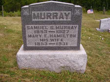 MURRAY, MARY ELIZABETH - Meigs County, Ohio | MARY ELIZABETH MURRAY - Ohio Gravestone Photos