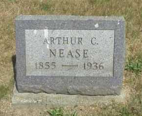 NEASE, ARTHUR C. - Meigs County, Ohio | ARTHUR C. NEASE - Ohio Gravestone Photos