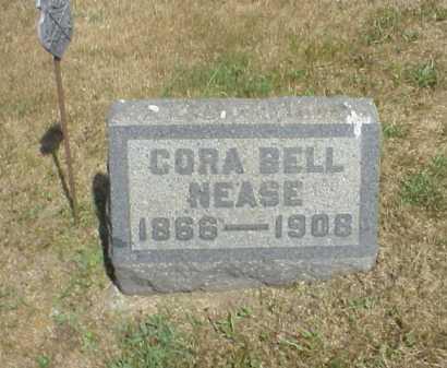 NEASE, CORA BELL - Meigs County, Ohio | CORA BELL NEASE - Ohio Gravestone Photos