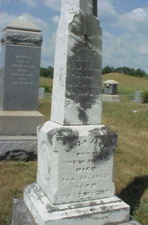 NEASE MONUMENT, LAURA L. & LAURETTA H., ELIZA JANE, GIDEON - Meigs County, Ohio   LAURA L. & LAURETTA H., ELIZA JANE, GIDEON NEASE MONUMENT - Ohio Gravestone Photos