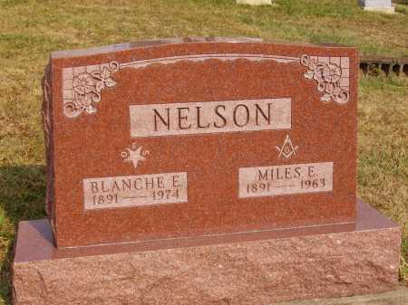 JOHNSON NELSON, BLANCHE E. - Meigs County, Ohio | BLANCHE E. JOHNSON NELSON - Ohio Gravestone Photos
