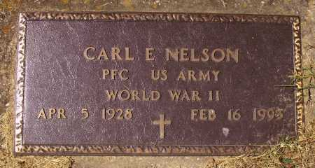 NELSON, CARL E. - Meigs County, Ohio | CARL E. NELSON - Ohio Gravestone Photos