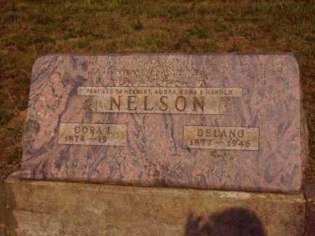 NELSON, CORA I. - Meigs County, Ohio | CORA I. NELSON - Ohio Gravestone Photos