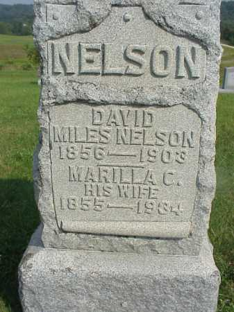 NELSON, MARILLA C. - Meigs County, Ohio | MARILLA C. NELSON - Ohio Gravestone Photos
