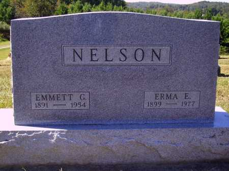 FRANKHAUSER NELSON, ERMA E. - Meigs County, Ohio | ERMA E. FRANKHAUSER NELSON - Ohio Gravestone Photos