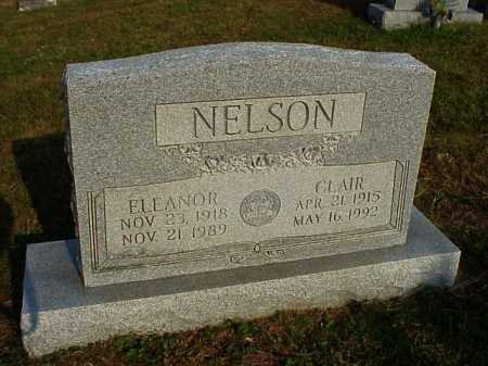 NELSON, ELEANOR - Meigs County, Ohio | ELEANOR NELSON - Ohio Gravestone Photos