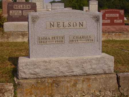 PETTY NELSON, EMMA - Meigs County, Ohio | EMMA PETTY NELSON - Ohio Gravestone Photos
