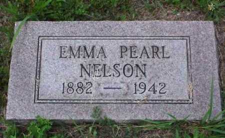 NELSON, EMMA PEARL - Meigs County, Ohio | EMMA PEARL NELSON - Ohio Gravestone Photos