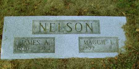NELSON, MAGGIE LEONA - Meigs County, Ohio | MAGGIE LEONA NELSON - Ohio Gravestone Photos